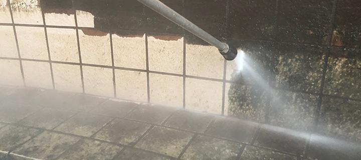 パイプ,配管清掃業者の高圧洗浄