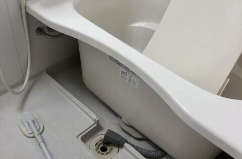 重曹を用いたお風呂掃除