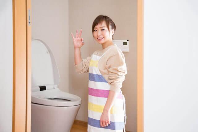 高圧洗浄でトイレの詰まりを解消